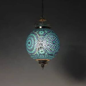 Mosaic Lamp Azraq