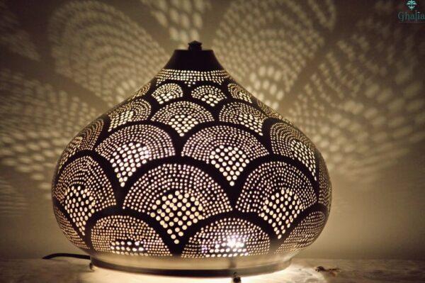 Oriental floor lamp Isra v3