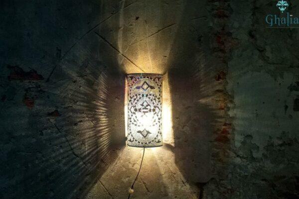 Oriental Wall Lamp Faida (4)