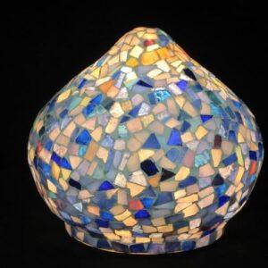 Mosaic Lamp Onion