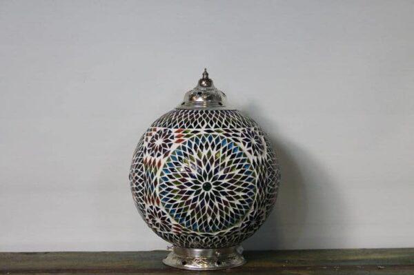 Mosaic table Lamp Misbah L v2