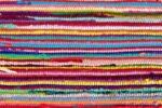 Buy Buy Multi Coloured Striped Rug 230 x 170cm