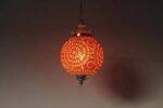 Mosaic Lamp Ahmar