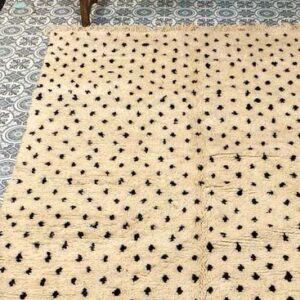Moroccan Beni Ouarain Berber Rug Mila
