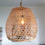 Oriental Hen basket lamp Diq L product