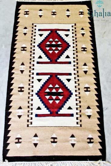Handwoven Oriental Kilim Sameh Rugs
