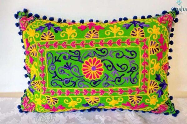 Pillow Damali Green