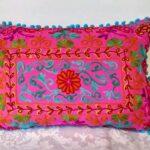 Oriental Pillow Damali Pink