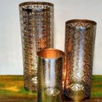 Oriental candle holder Bibi product