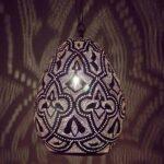 Oriental pendant Lamp Laila XL