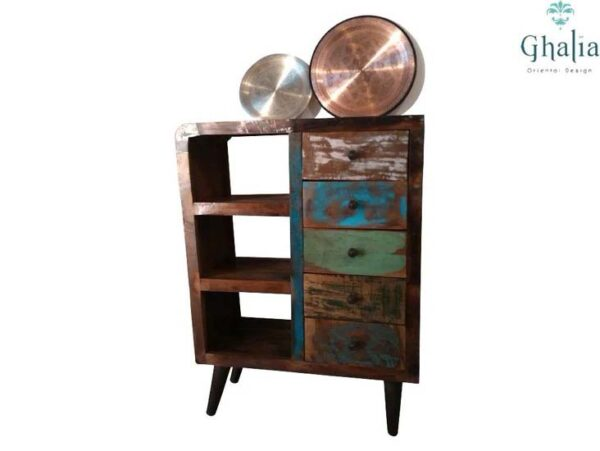 Recycled Teak cabinet