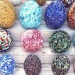 best Mosaic Lamp Egg