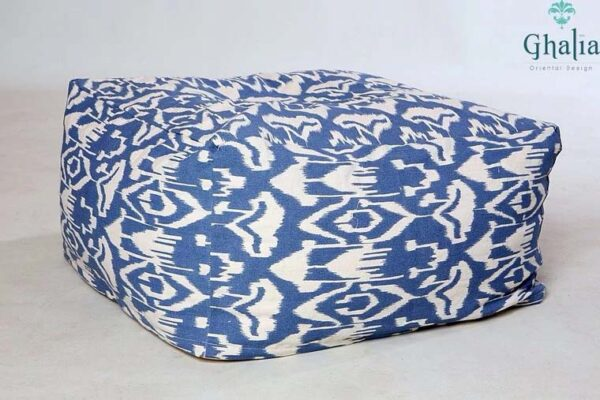 Buy Oriental Pouf Jala 60 x 60 x 35 cm