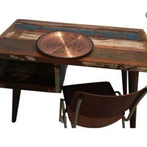 best Recycled Teak Desk