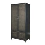 buy Black Antique Locker