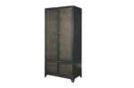 buy Black Antique Locker
