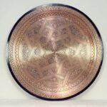 buy Oriental Copper Trays