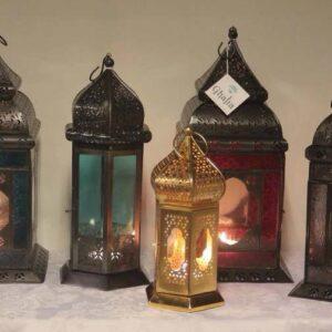 Oriental Moroccan Lamp & Salam